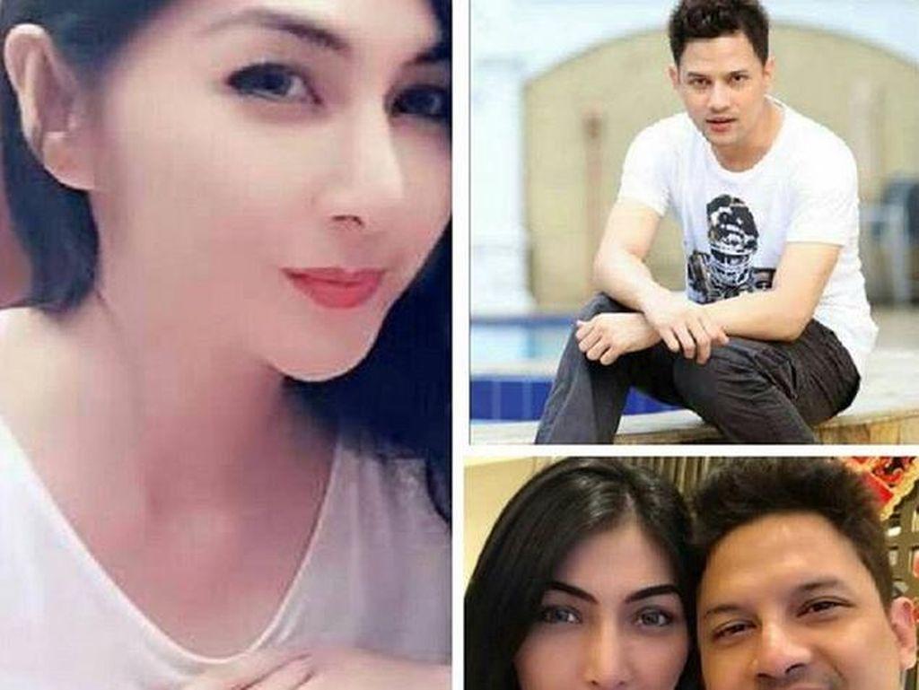 Drama asmara Lucky Perdana berujung pernikahan yang mendapatkan restu mertua. (Foto: Dok . Instagram/titinira27)
