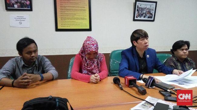 Istri Pemilik Nikahsirri.com Minta Keringanan ke Jokowi