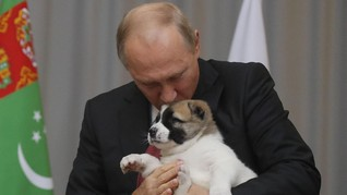 Ke Indonesia, Putin akan Teken Serangkaian Kerja Sama