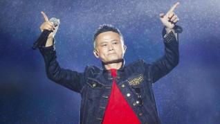 Alibaba Rogoh Rp200 Triliun Bangun Jaringan Logistik Pintar