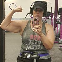 Otot hasil diet dan olahraga mungkin belum bisa terlihat jelas bila masih banyak kulit ekstra. (Foto: instagram/healty_accountant)