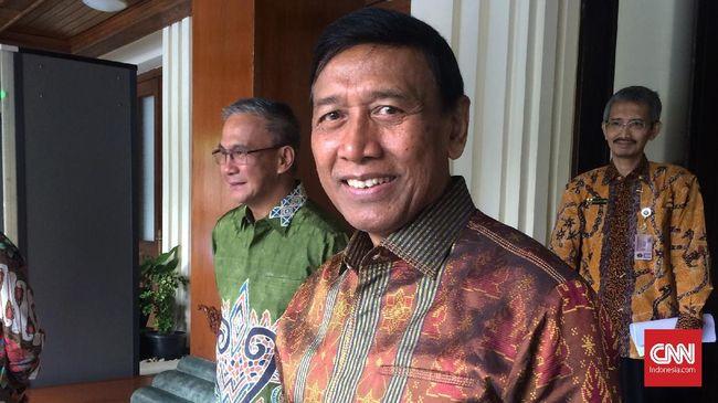 Wiranto Sebut Fatwa MUI Sesuai dengan Sikap Pemerintah
