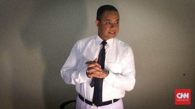 Anies Klaim Siap Laksanakan Semua Janji Kampanye