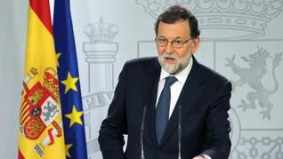 Catalonia Deklarasi Merdeka, PM Spanyol Imbau Warga Tenang