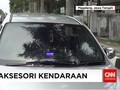 56 Unit Strobo Disita Polisi dalam Razia Aksesori Kendaraan