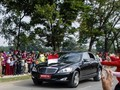 Penerobos Rombongan Mobil Presiden Terancam Satu Bulan Bui