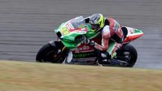 FP II: Espargaro Kalahkan Marquez, Rossi Masih Kesulitan