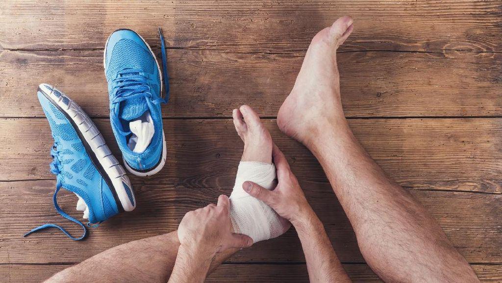 8 Jenis Cedera Paling Umum yang Terjadi Saat Olahraga