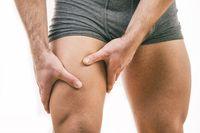 Otot quadriceps bertanggung jawab terhadap pergerakan tubuh bagian bawah. Karena itu cedera quadriceps atau paha ini bisa terjadi saat melakukan olahraga tanpa pemanasan. (Foto: ilustrasi/thinkstock)