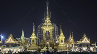 Jelang Upacara Kremasi Raja, Hotel di Bangkok Penuh