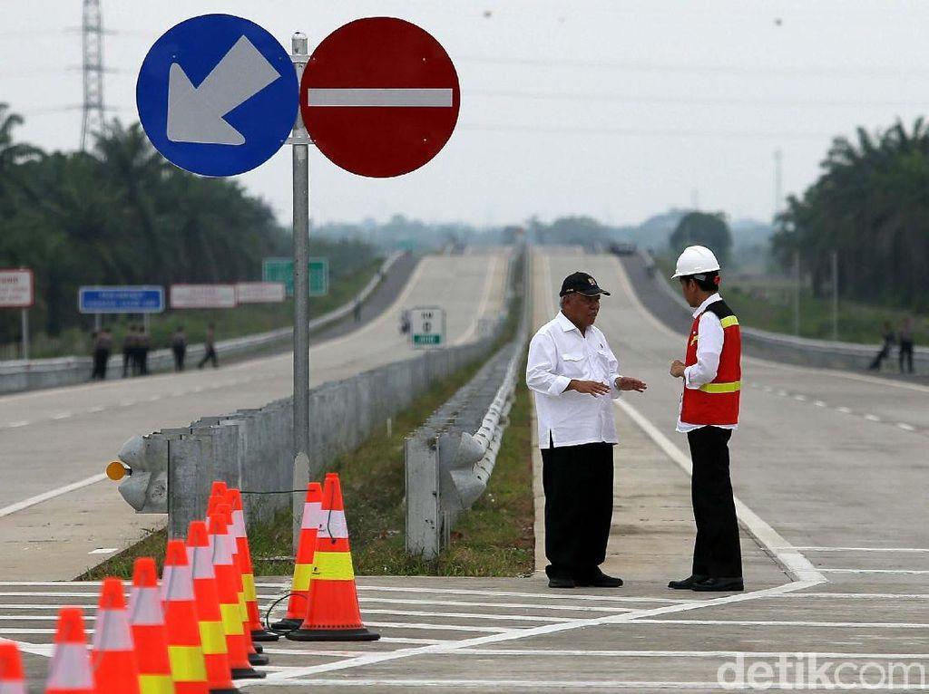 Ruas Medan-Binjai dan Medan-Kualanamu-Tebing Tinggi sendiri telah selesai diuji coba dan sertifikat laik fungsinya sudah dikeluarkan. Sebelum dikenakan tarif, jalan tol baru tersebut rencananya akan dibuka secara gratis terlebih dahulu.