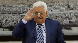 Eks PM Israel: Cuma Abbas yang Bisa Bawa Damai bagi Palestina
