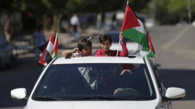 Palestina Punya PM Baru, AS Harap Perundingan Damai Berlanjut