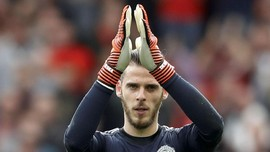 Sinyal David De Gea ke Real Madrid