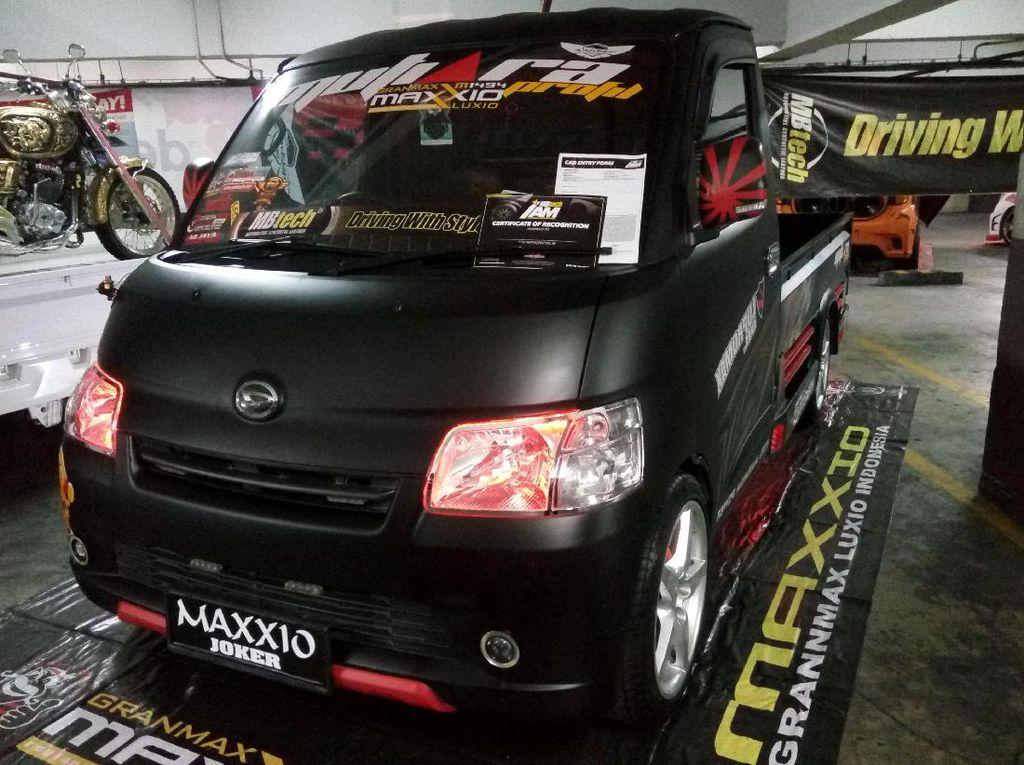 Daihatsu Gran Max Pick Up : 3.902 unit. Foto: Bayu Ardi Isnanto