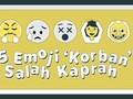 5 Emoji 'Korban' Salah Kaprah (Bagian 1)