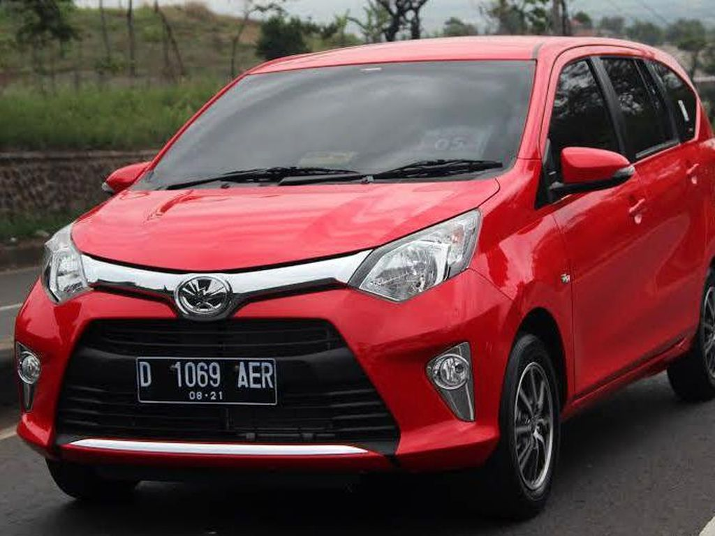 Toyota Calya : 5.493 unit. Foto: Rangga Rahadiansyah