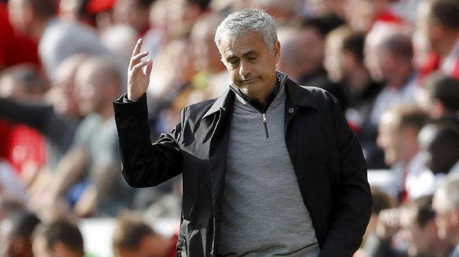 Legenda Man United Nilai Mourinho Akan Jalani Musim Kritis