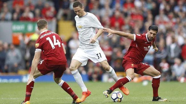 Man United Incar Kemenangan Beruntun atas Liverpool