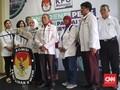 Berisikan Relawan Jokowi, Partai Republik Daftar ke KPU