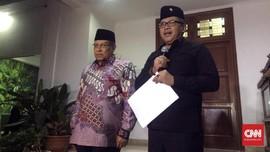 'NU dan PDI Perjuangan Selalu Bergandengan Tangan'