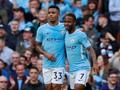 Manchester City Gilas Stoke City 7-2 di Etihad