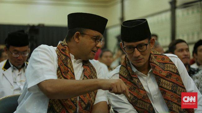 Anies: Tantangan Jakarta Banyak, Saatnya Mulai Bekerja