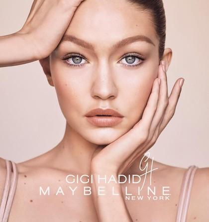 Baru Rilis, Makeup Maybelline x Gigi Hadid Habis Terjual dalam 1,5 Jam