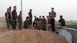 Iran Menyerang Basis Kelompok Oposisi Kurdi Irak