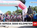 Melintasi Aceh Menuju Jakarta Pakai Sepeda
