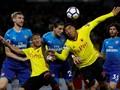 Arsenal Menyerah 1-2 dari Watford