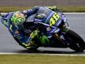 Sempat Terjatuh di Pemanasan, Rossi Terhindar dari Cedera