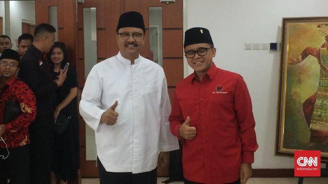 Megawati Jadi Jurkam Demi Menangkan Gus Ipul dan Mas Anas