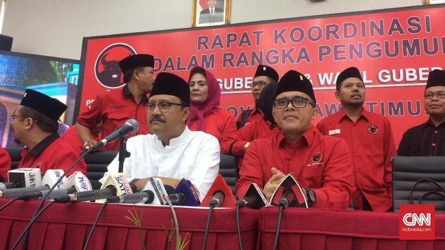 Gus Ipul-Azwar, Duet Anak Hilang dan Bupati Pro-Toko Rakyat
