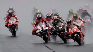 Daftar Lengkap 24 Pebalap MotoGP 2018