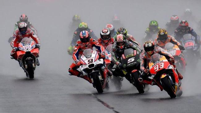 Ikuti Live Streaming MotoGP 2018 di CNNIndonesia.com