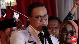 Anies Tak Terima Arahan Khusus Jokowi Saat Rapat di Istana