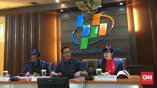 BPS Sebut Indeks Pembangunan Teknologi RI Rendah