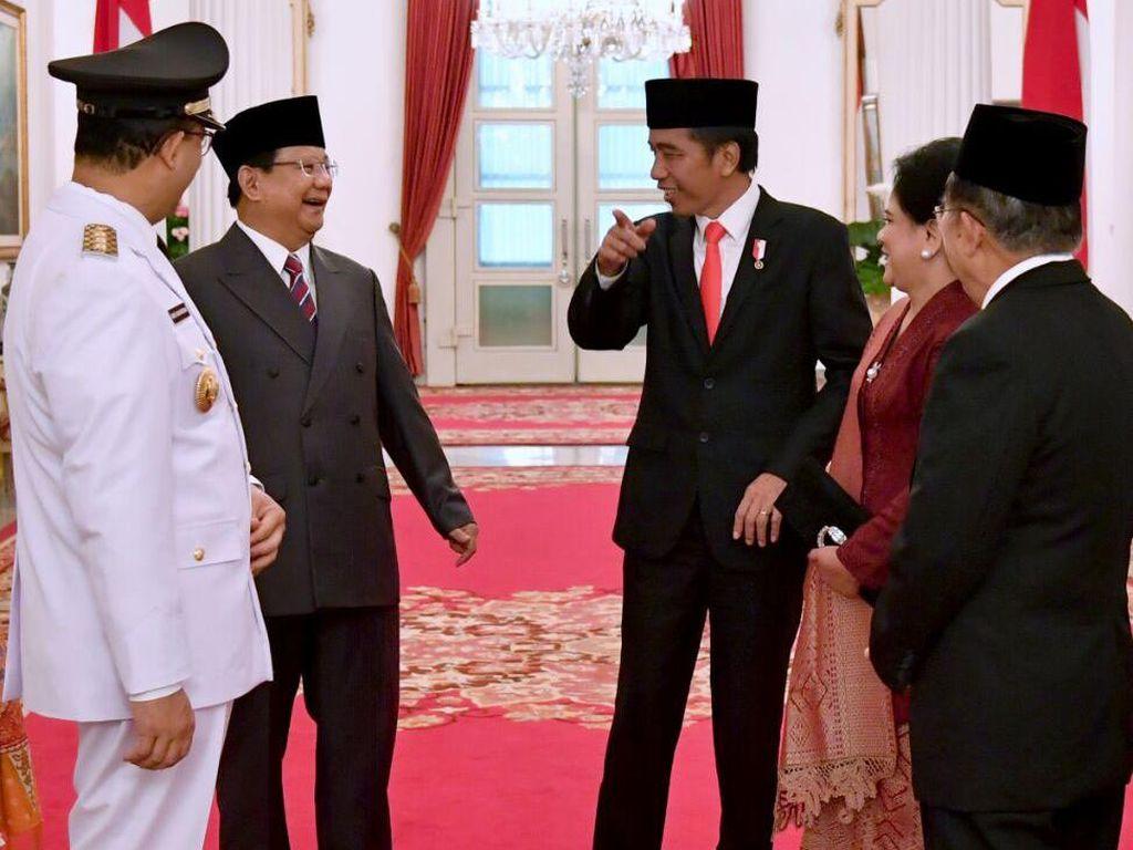 Jokowi Capres PDIP, Beginikah Pertarungan 2019?