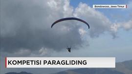Kejuaraan Paragliding Jadi Ajang Promo Wisata