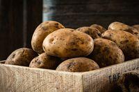 Tambahkan beberapa potongan kentang ke makanan harian Anda dan lihat kenaikan berat badan dengan sehat dalam waktu singkat. Makanan sehat yang Anda konsumsi ini mengandung tinggi protein, tinggi serat, dan mengandung banyak vitamin C. Foto: Thinkstock
