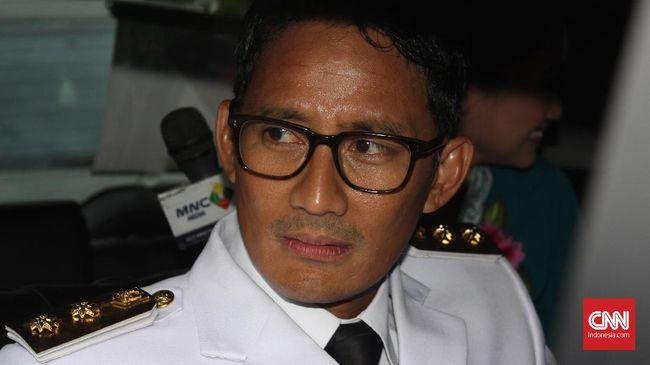 Sandiaga Sebut Pertemuan Dengan Luhut Saran dari Prabowo