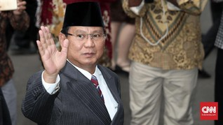 Prabowo Sebut Pemerintahan Lemah adalah Tantangan Bangsa