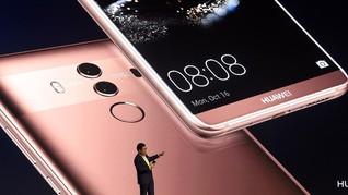 Huawei Mate 20 akan Gunakan Layar Amoled 6,9 Inci