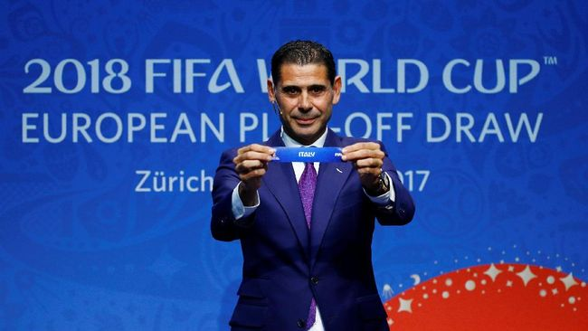 Hasil Drawing Play-off Piala Dunia 2018 Zona Eropa