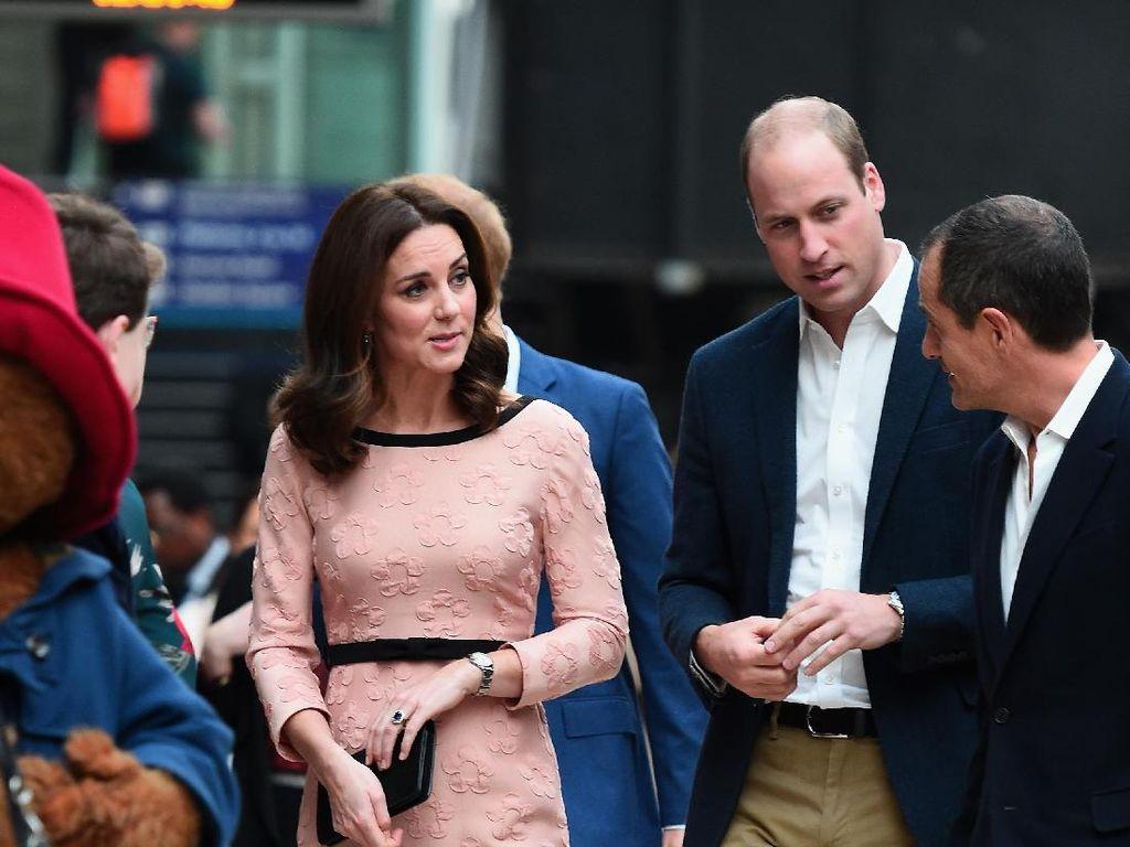 Alasan Kate Middleton Tak Akan Pernah Pakai Cat Kuku Warna Merah