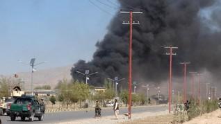 Lebih Dari Seratus Pasukan Afghanistan Tewas Diserang Taliban