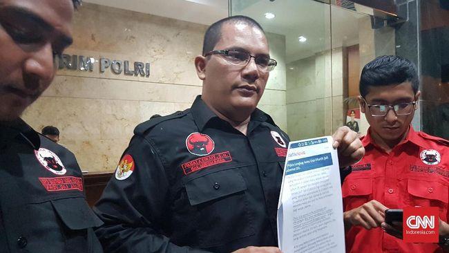 Anies Baswedan Resmi Dipolisikan Terkait Pidato 'Pribumi'