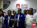 Mertua Olla Ramlan Pimpin PPPI Daftar Peserta Pemilu