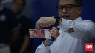 Polri Bekuk Sindikat Uang Palsu Pecahan Rp50 Ribu